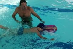 Plavecký výcvik 2
