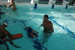 Plavecký výcvik 3