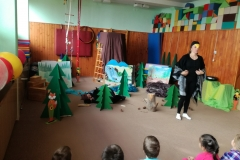 Slávnosť v lese - detské práva